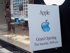 Apple Store Opening Lenox Mall 22