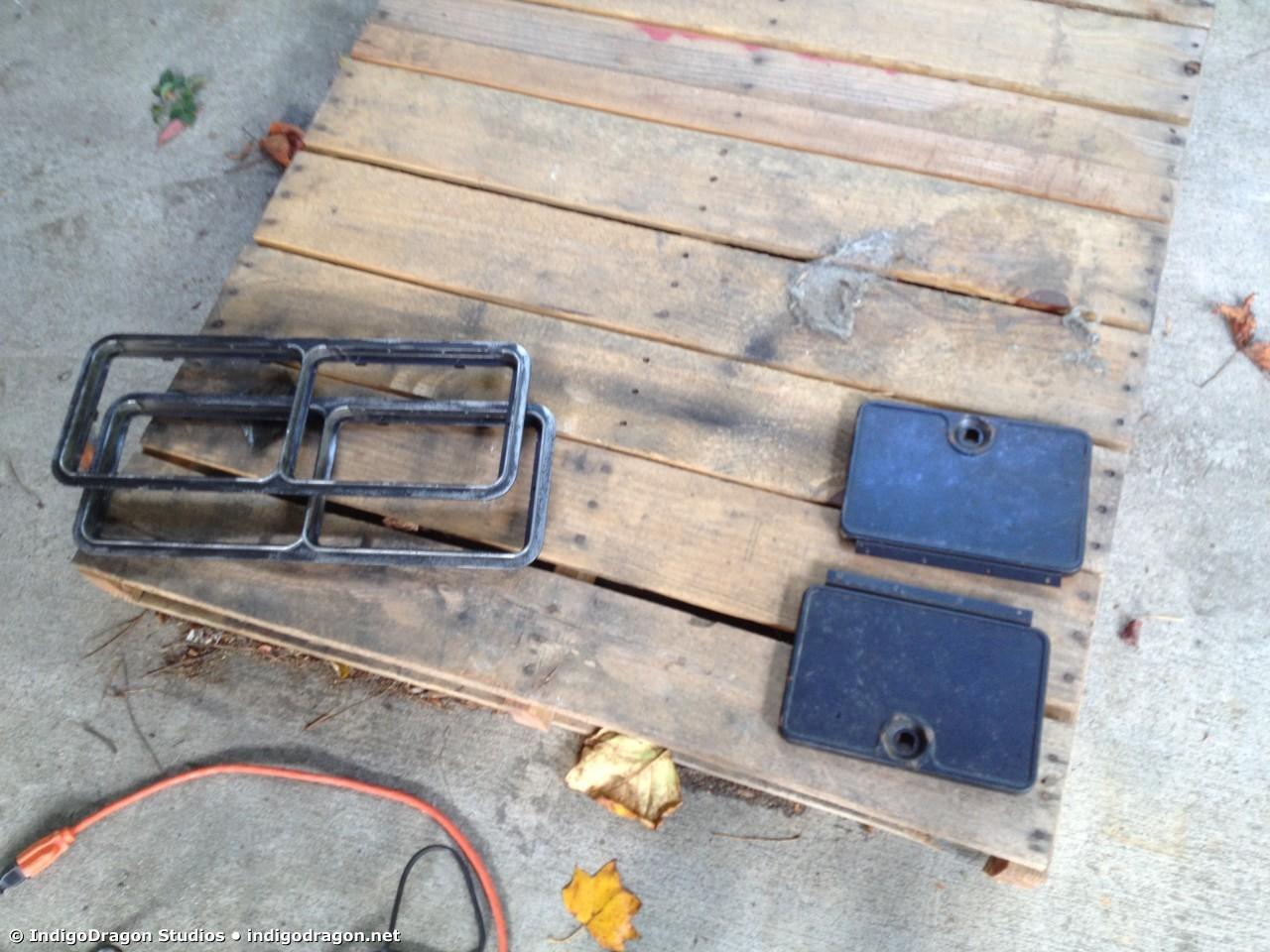 Frame and Door Sanding