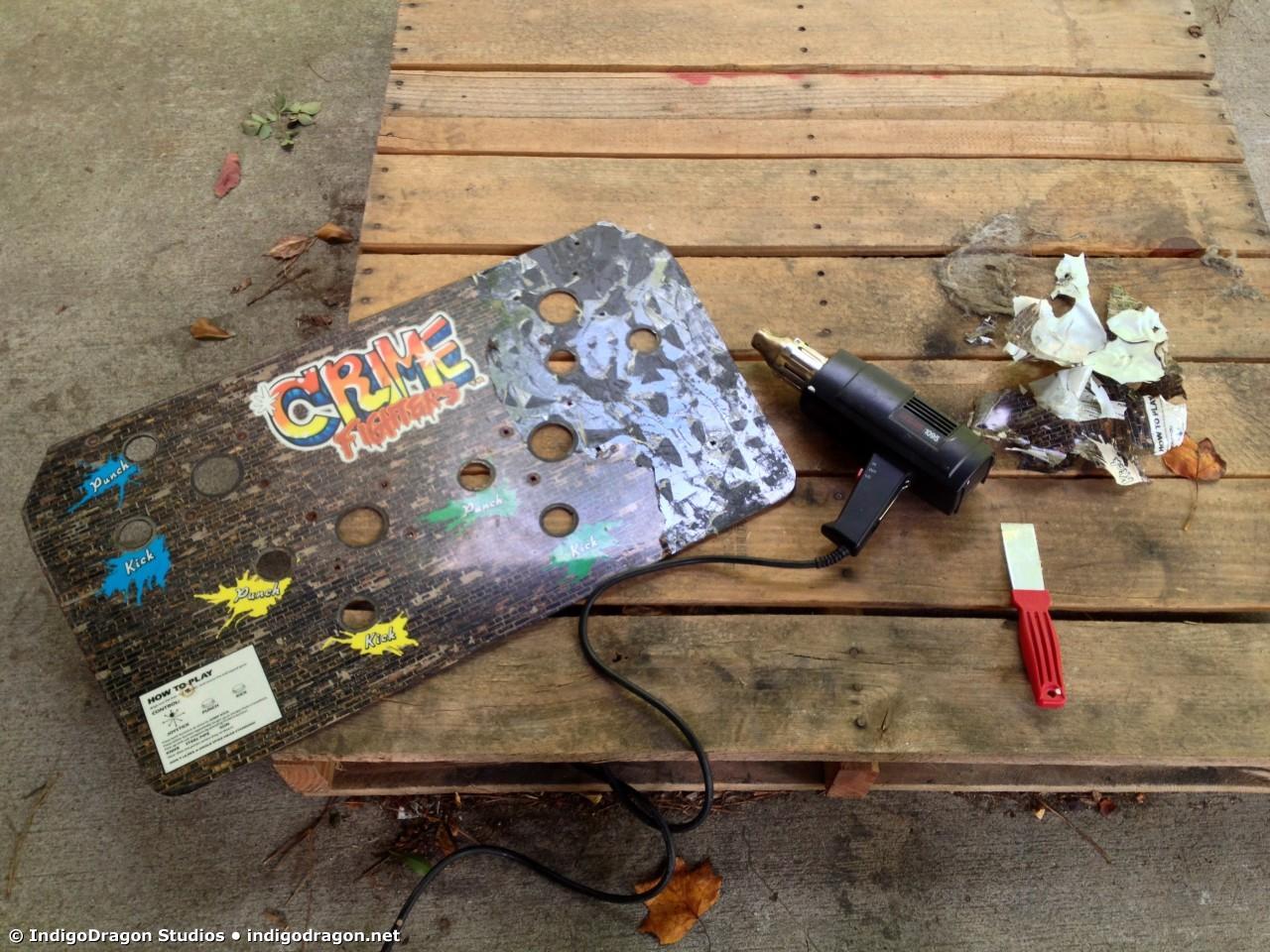 Control Panel Scraping 1