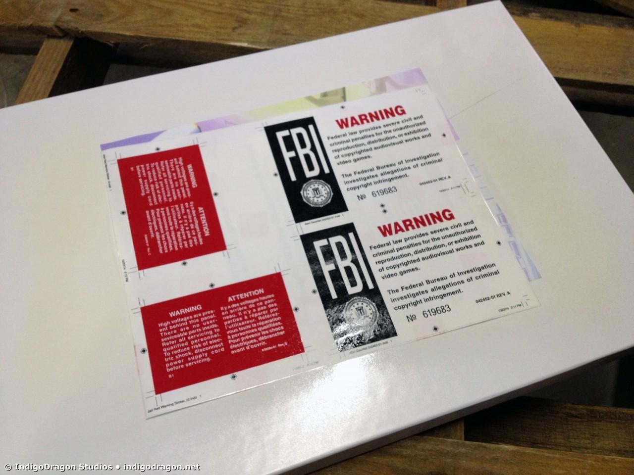 Printing More Labels