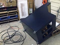 Installing T-Moulding