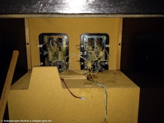 wiring the Coin Doors