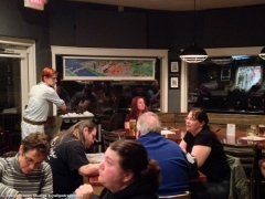 March 2015 Drink & Draw 2