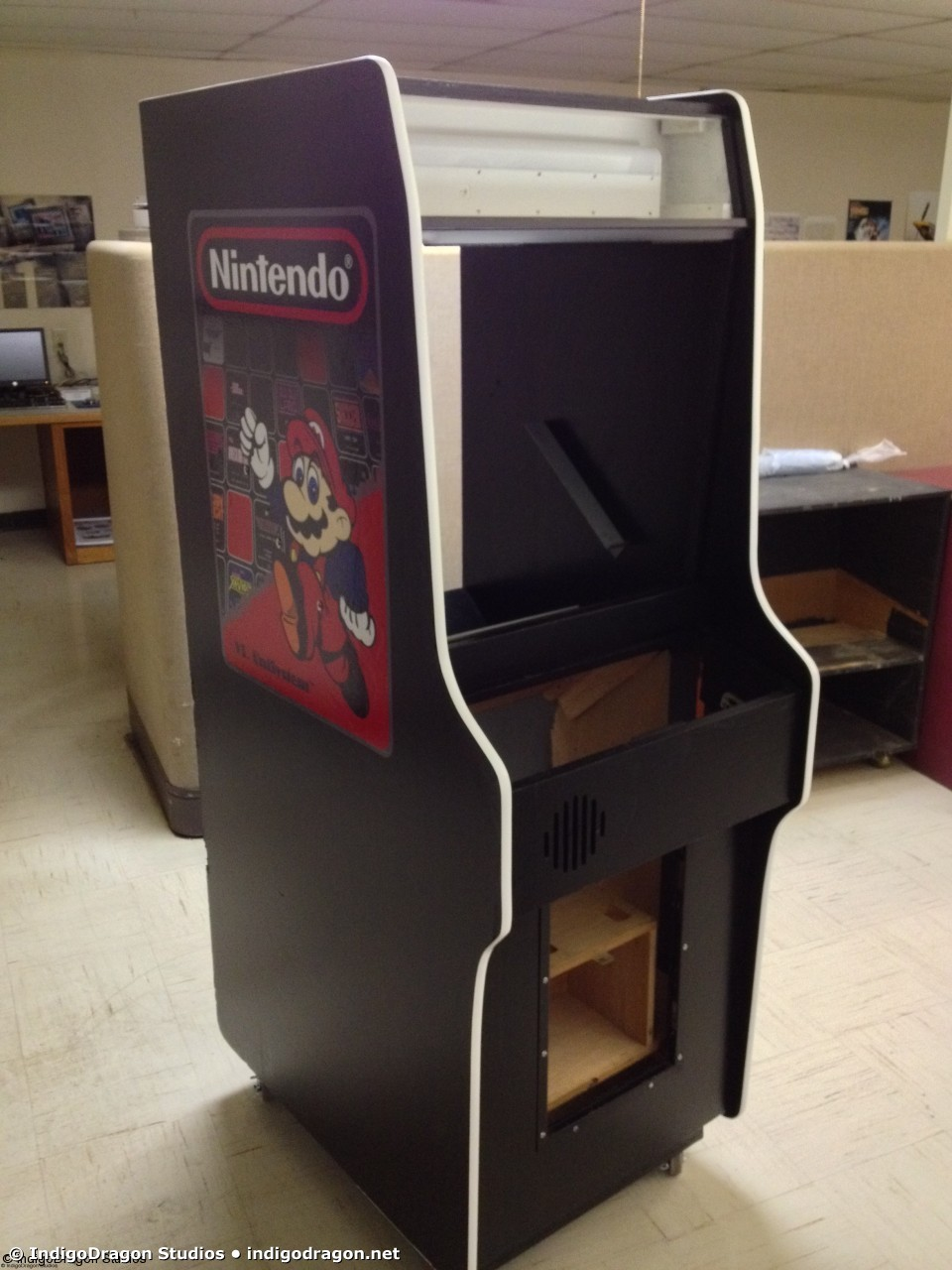 NES Emulator Build 23