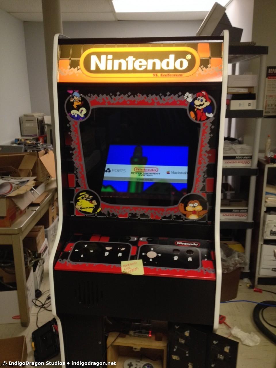 NES Emulator Build 36