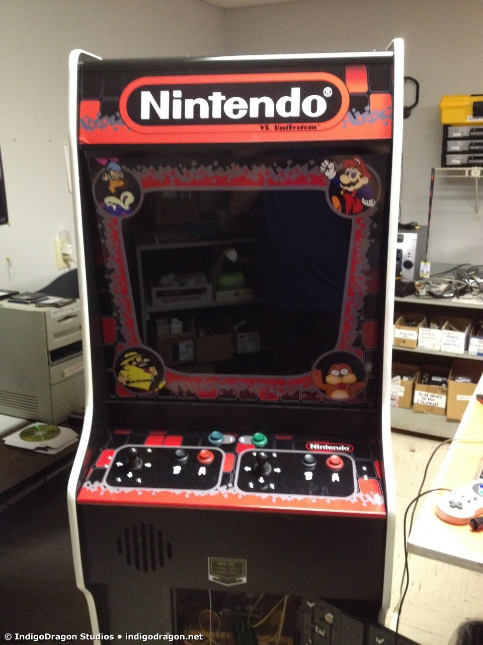 NES Emulator Build 38