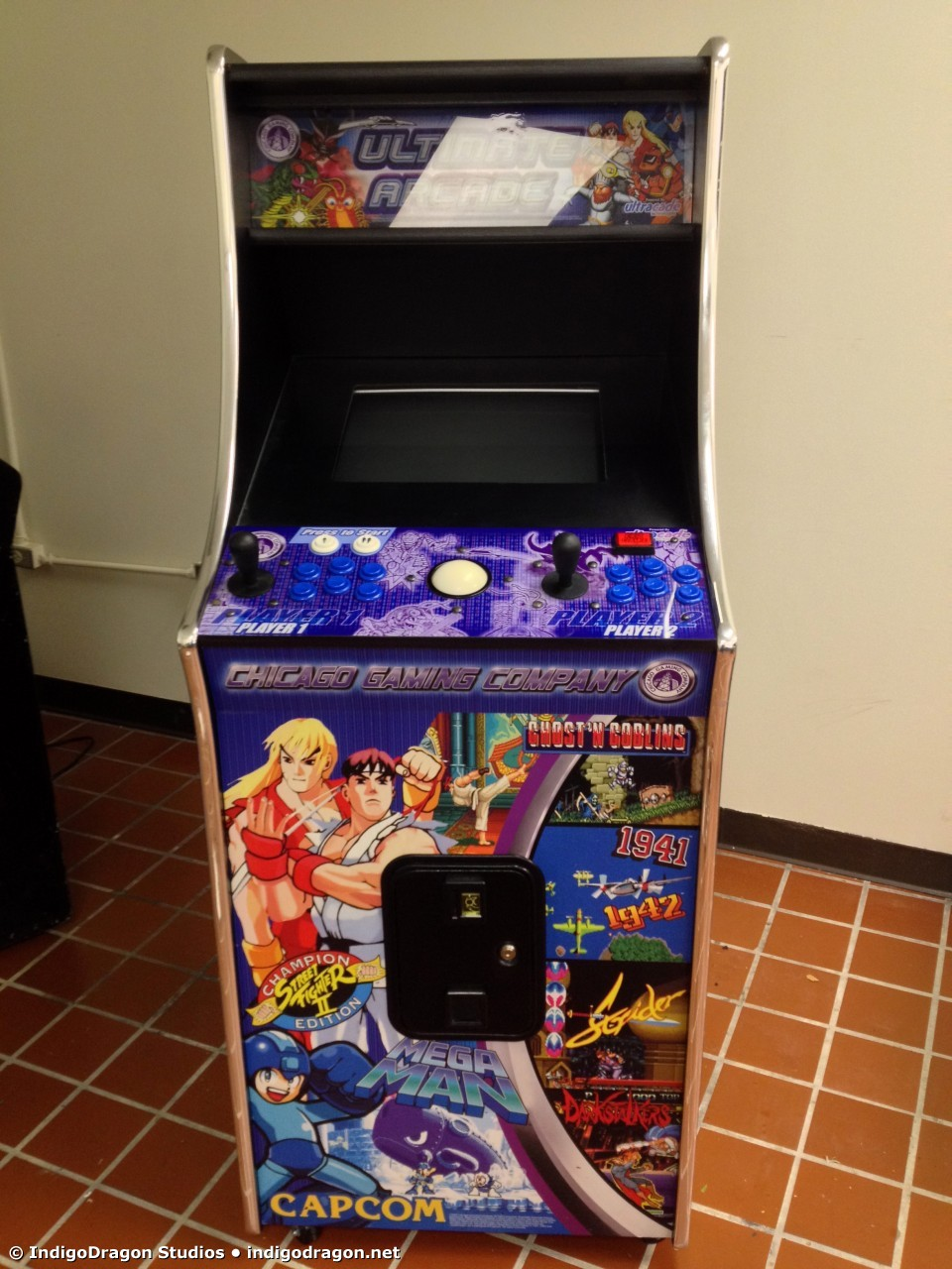 Ultimate Arcade Multicade 7