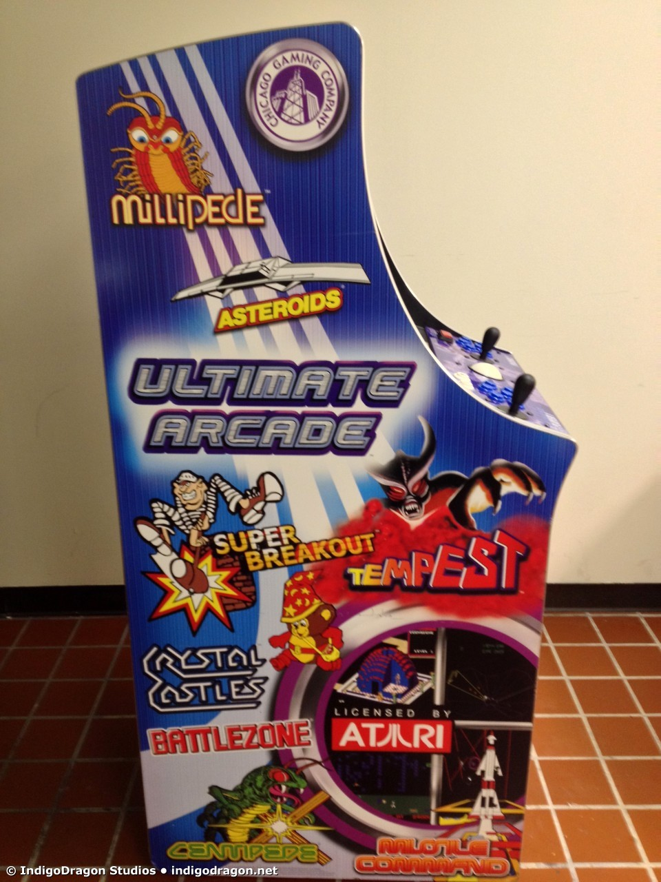 Ultimate Arcade Multicade 8