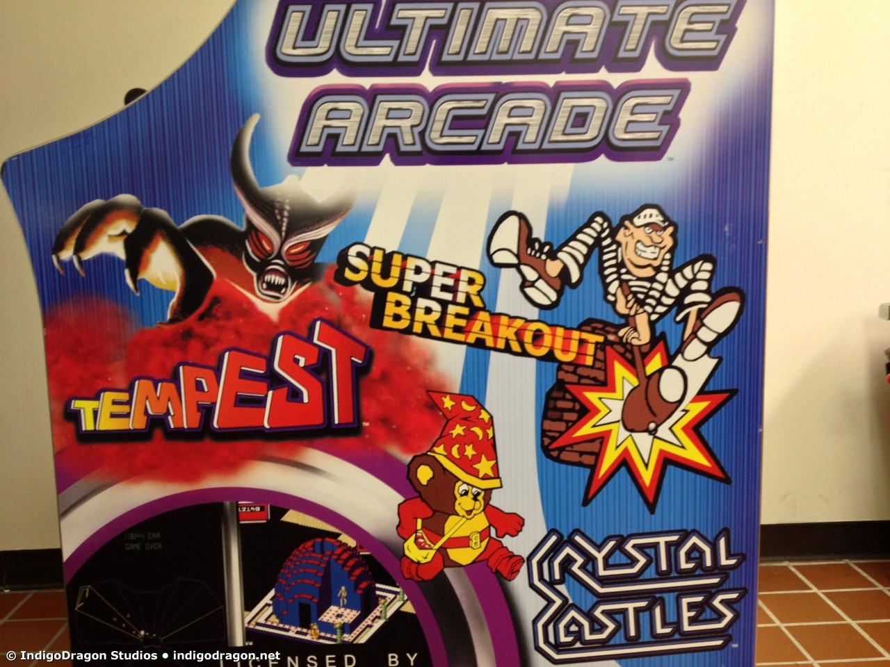 Ultimate Arcade Multicade 19