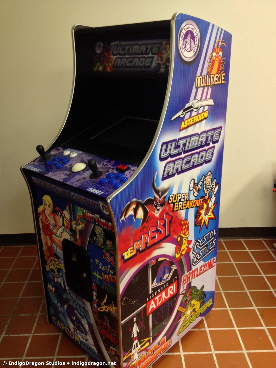 Ultimate Arcade Multicade 21