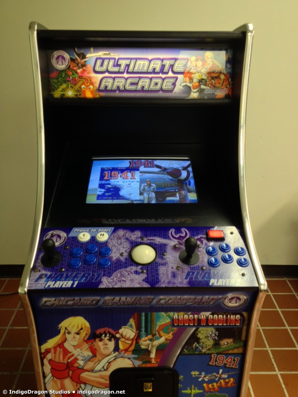 Ultimate Arcade Multicade 22